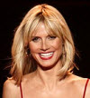 Heidi Klum from The Heart Truth
