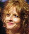 Jodie Foster by Franz Richter